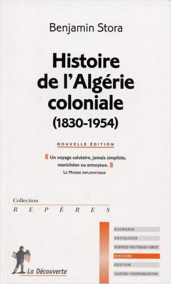 Histoire de l'Algérie coloniale (1830-1954)
