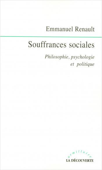 Souffrances sociales
