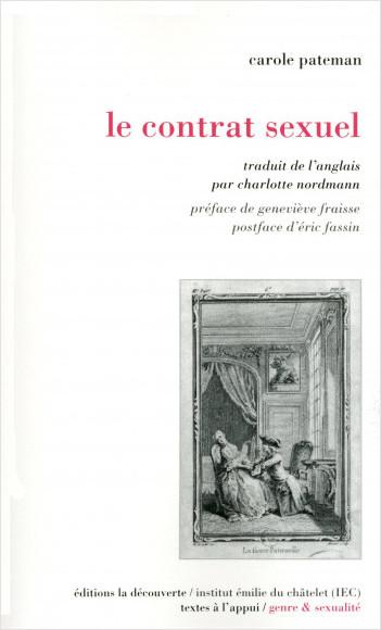 Le contrat sexuel