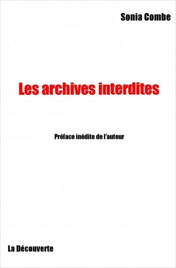 Archives interdites