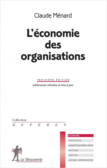 L'économie des organisations