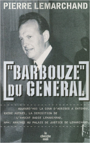 Barbouze du géneral