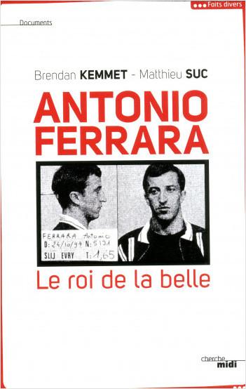 Antonio Ferrara (nouvelle édition  augmentée)
