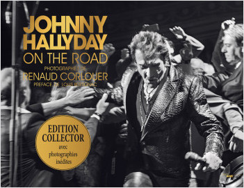 Johnny Hallyday - On the road (édition collector)