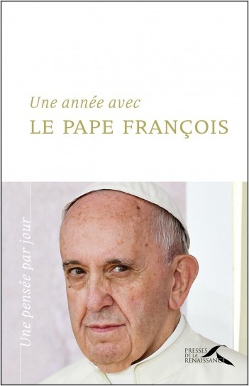 Une année avec le pape François-nouvelle édition