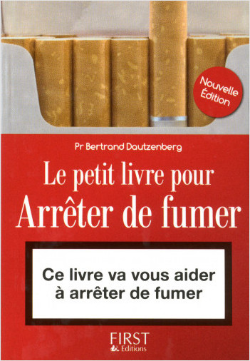 Petit Livre de - Arrêter de fumer, Nouvelle édition