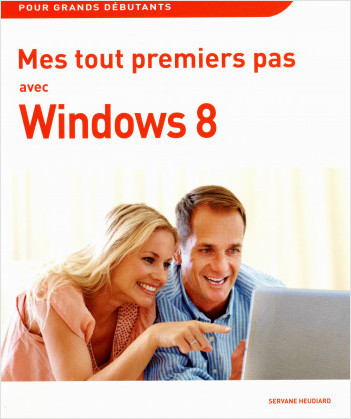 Mes tout premiers pas avec Windows 8