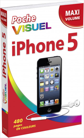 Poche Visuel iPhone 5 - Maxi Volume
