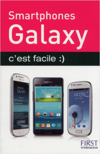 Smartphones Galaxy c'est facile