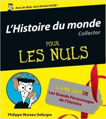 L'Histoire du monde pour les Nuls, édition collector