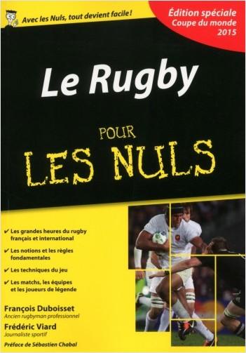 Le Rugby pour les Nuls, édition spéciale Coupe du monde 2015