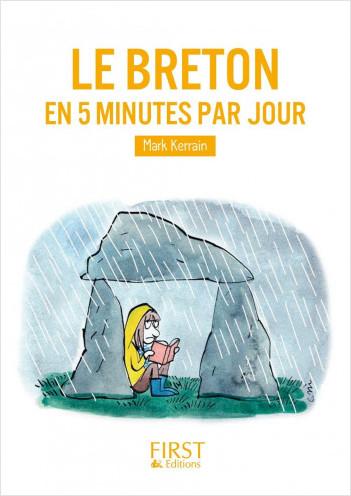 Petit livre de - Le breton en 5 minutes par jour