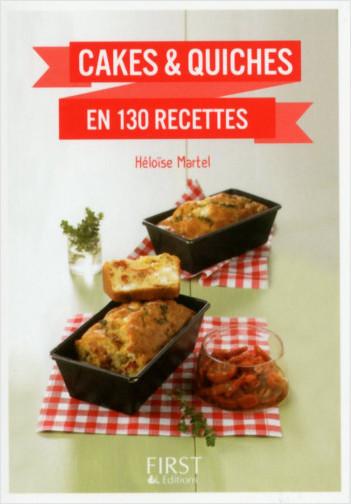 Petit Livre de - Cakes et quiches en 130 recettes