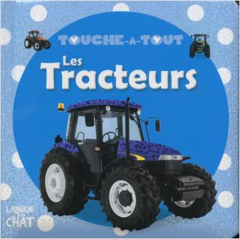 Touche-à-tout - Les tracteurs