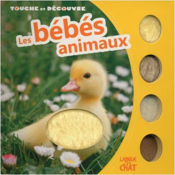 Touche et découvre - Les bébés animaux