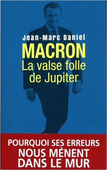Macron - La valse folle de Jupiter