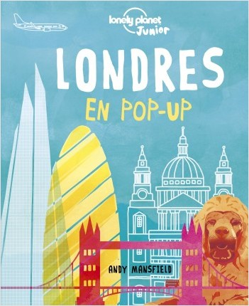 Londres en pop-up - 1ed