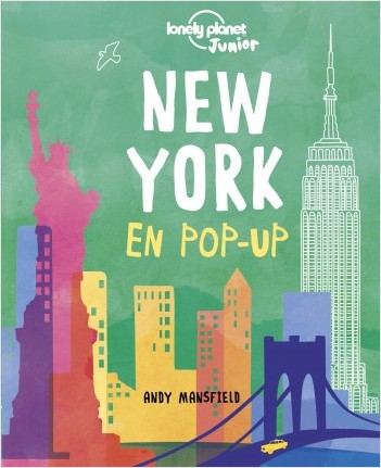 New York en pop-up - 1ed