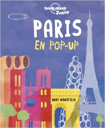 Paris en pop-up - 1ed