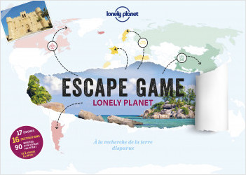 Escape game Lonely Planet