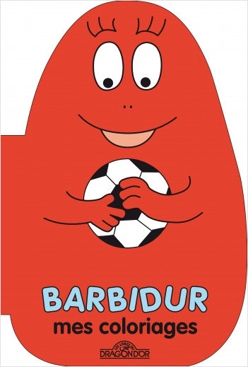 Barbapapa - Barbidur - Mes coloriages