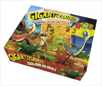 Gigantosaurus – Mini-jeux en folie ! - Dès 6 ans