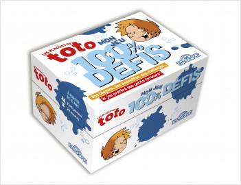 Les Blagues de Toto – Mon jeu 100 % défis – Blagues, défis et jeux – Dès 6 ans - A partir de 2 joueurs