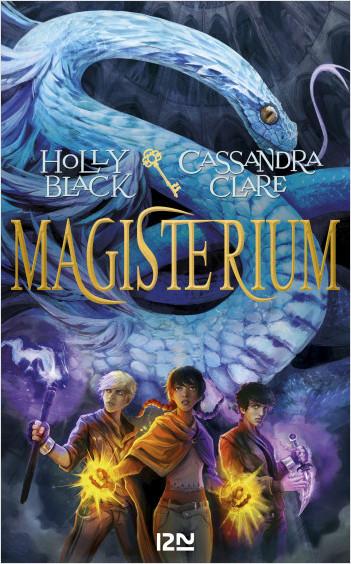 Magisterium - tome 3 : la clé de bronze
