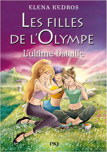 Les filles de l'Olympe tome 6