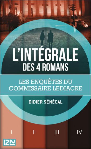 Intégrale Les enquêtes du commissaire Lediacre