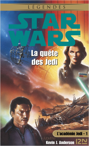 Star Wars - L'académie Jedi - tome 1