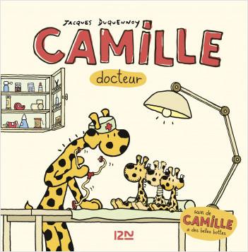 Camille docteur + Camille a de belles bottes