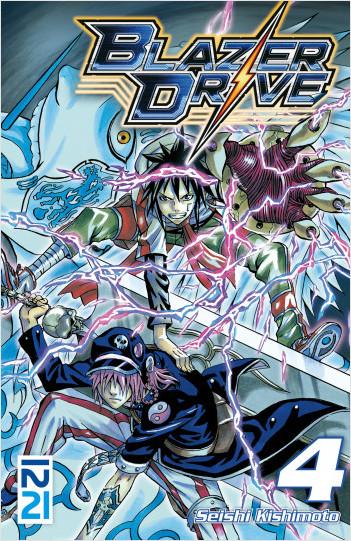 Blazer Drive - tome 04