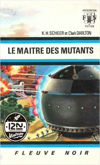 Perry Rhodan n°10 - Le maître des mutants