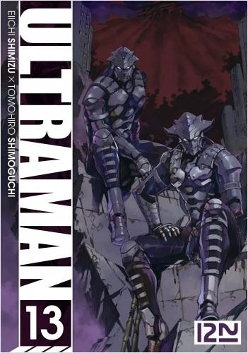 ULTRAMAN - tome 13