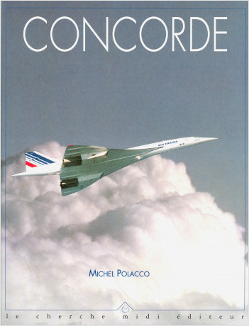 Concorde version anglaise