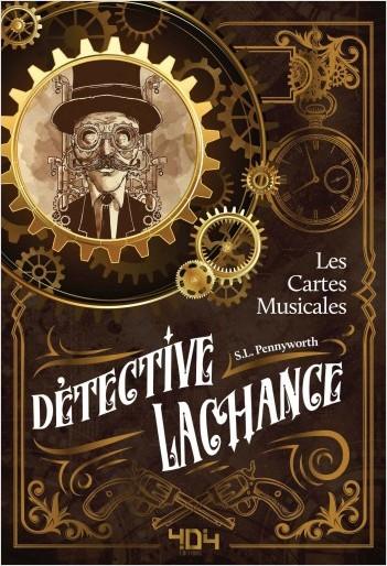 Détective LaChance - Les cartes musicales