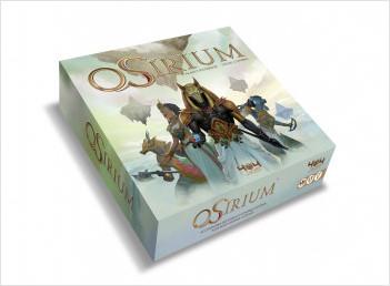 Osirium - Jeu de société - De 2 à 4 jours - 404 on Board