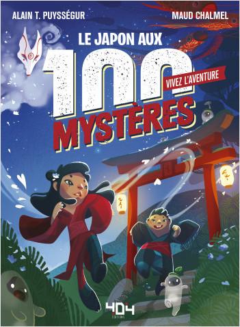 Vivez l'Aventure - Le Japon aux 100 mystères - Livre dont tu es le héros - Livre jeu - Dès 7 ans