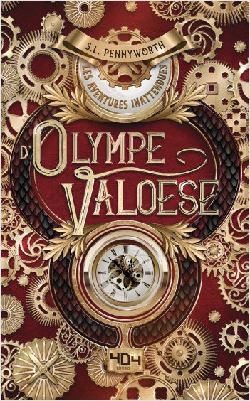 Les aventures inattendues d'Olympe Valoese - Roman young adult - Fantastique - Dès 13 ans