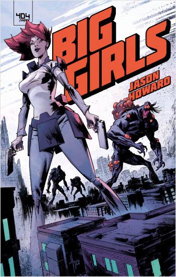 Big Girls - Comics/roman graphique/fantastique - Bande-dessinée - Dès 16 ans