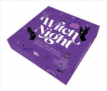 Witch Night : Le jeu - Jeu de société de 2 à 6 joueurs - Jeu sorcières et astrologie