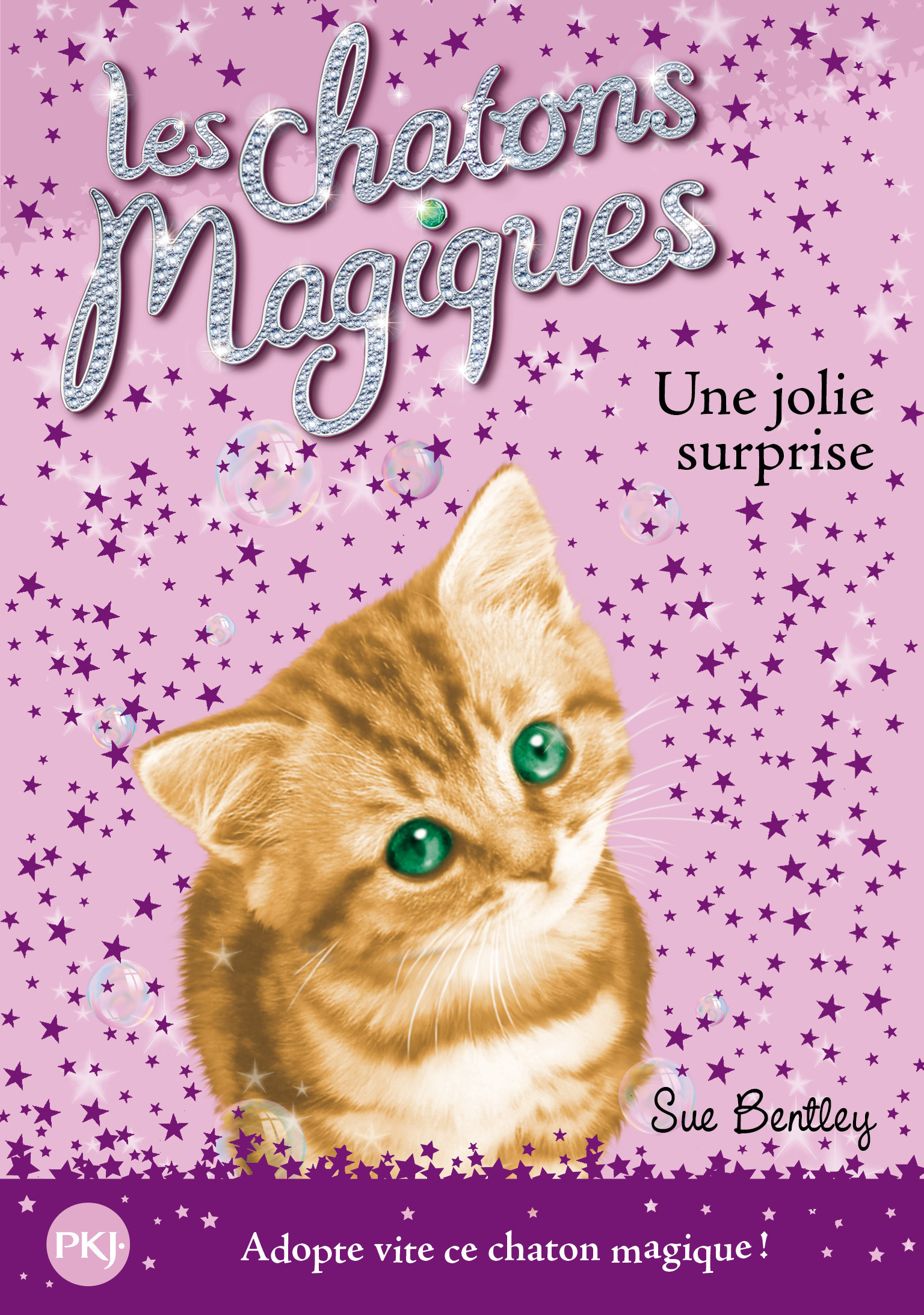 Chatons magiques