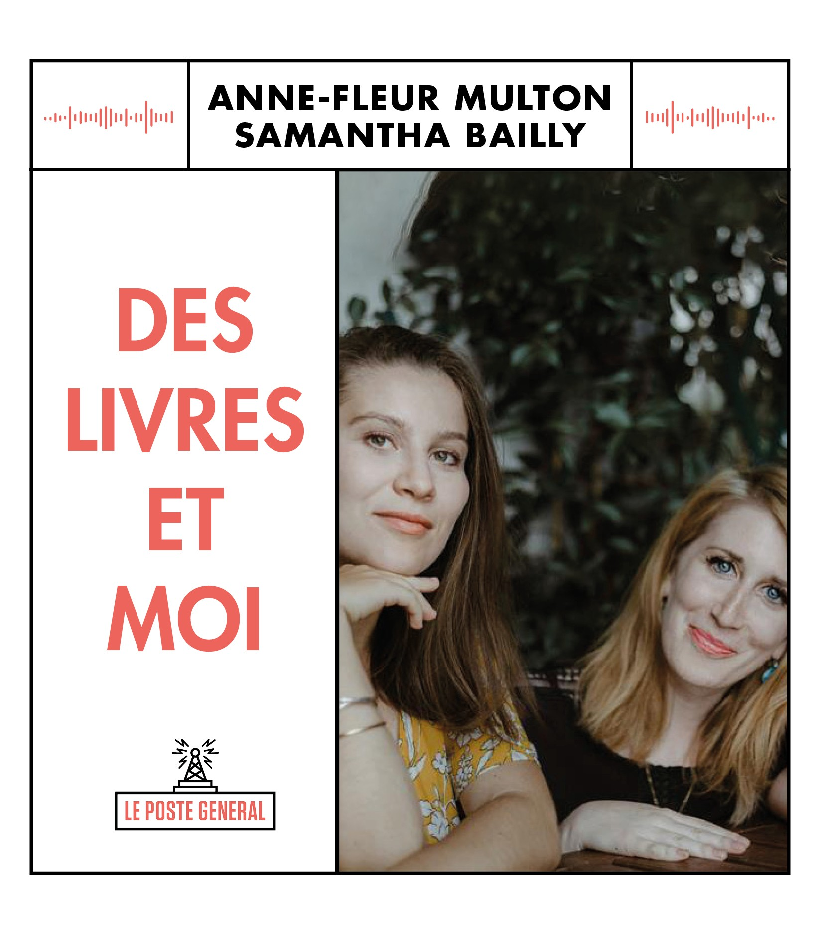 Anne-Fleur Multon et Samantha Bailly
