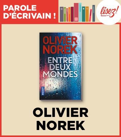 Entre deux mondes d'Olivier Norek, un roman policier au cœur de la jungle de Calais