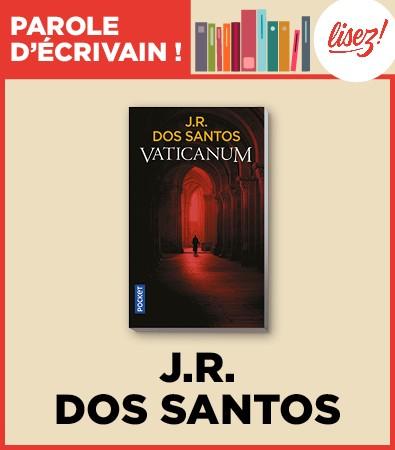 Vaticanum de JR Dos Santos un roman addictif sur les secrets du Vatican