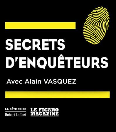 Alain Vasquez - Commandant de police à la brigade criminelle